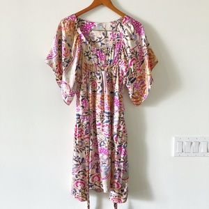Floral silk Alice & Trixie dress
